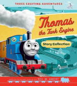 Omslag - Thomas the Tank Engine Story Collection