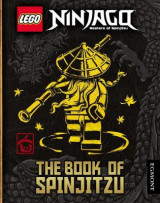 Omslag - LEGO (R) Ninjago: The Book of Spinjitzu