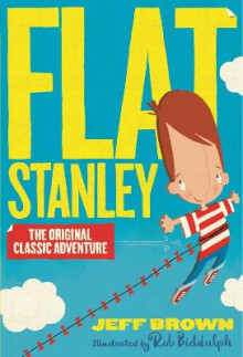Flat Stanley av Jeff Brown (Heftet)