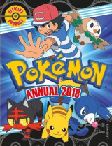 Omslag - The Official Pokemon Annual 2018