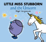 Omslag - Little Miss Stubborn and the Unicorn (Large Format)