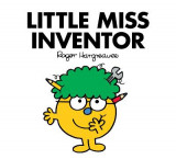 Omslag - Little Miss Inventor