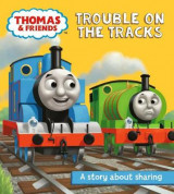Omslag - Thomas & Friends: Trouble on the Tracks