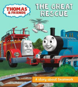 Omslag - Thomas & Friends: The Great Rescue
