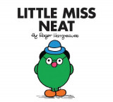 Omslag - Little Miss Neat