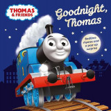 Omslag - Thomas & Friends: Goodnight Thomas