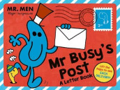 Mr Busy's Post: A Letter Book av Egmont Publishing UK (Kartonert)