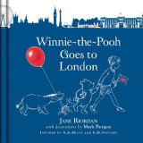 Omslag - Winnie-the-Pooh Goes To London
