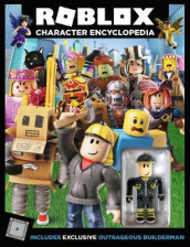 Roblox Character Encyclopedia av Egmont Publishing UK (Innbundet)