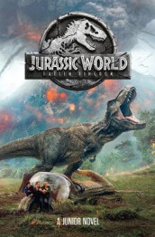 Jurassic World: Fallen Kingdom Junior Novel av Egmont Publishing UK (Heftet)