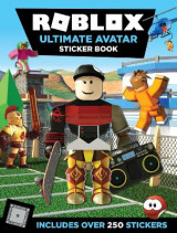 Omslag - Roblox Ultimate Avatar Sticker Book