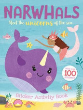 Narwhals: Sticker Activity Book av Egmont Publishing UK (Heftet)