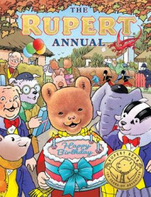 The Rupert Annual 2021 av Egmont Publishing UK (Innbundet)
