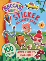 Omslag - Becca's Bunch: Sticker Activity Book