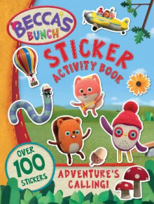 Becca's Bunch: Sticker Activity Book av Egmont Publishing UK (Heftet)