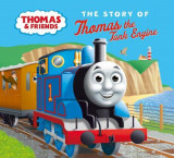 Omslag - The Story of Thomas the Tank Engine