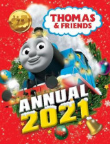 Omslag - Thomas & Friends Annual 2021