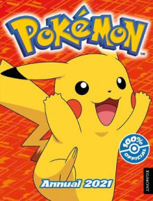 Pokemon Annual 2021 av Egmont Publishing UK (Innbundet)