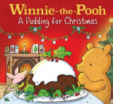 Omslag - Winnie-the-Pooh: A Pudding for Christmas