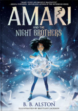 Omslag - Amari and the Night Brothers
