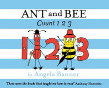 Ant and Bee Count 123 av Angela Banner (Innbundet)