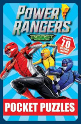Omslag - Power Rangers Beast Morphers Pocket Puzzles