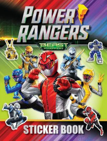 Power Rangers Beast Morphers Sticker Book av Egmont Publishing UK (Heftet)