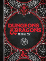 Omslag - Dungeons & Dragons Annual 2021