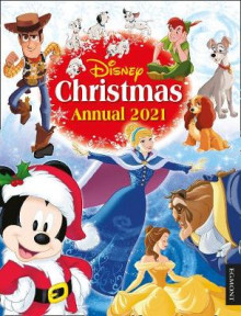 Disney Christmas Annual 2021 av Egmont Publishing UK (Innbundet)