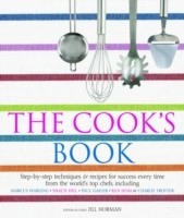 The Cook's Book: Including Marcus Wareing, Shaun Hill, Ken Hom and Charlie Trotter av Marcus Wareing, Jill Norman, Charlie Trotter, Peter Gordon, Antonio Piccinardi, Paul Gayler, Tetsuya Wakuda og David Thompson (Innbundet)