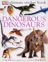 Dangerous Dinosaurs Utlimate Sticker Book av Dorling Kindersley (Heftet)