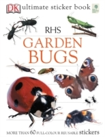 RHS Garden Bugs Ultimate Sticker Book av Ben Hoare (Heftet)