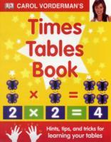 Carol Vorderman's Times Tables Book av Carol Vorderman (Innbundet)