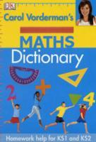 Carol Vorderman's Maths Dictionary av Carol Vorderman (Innbundet)