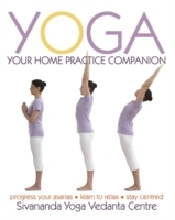 Omslag - Yoga Your Home Practice Companion
