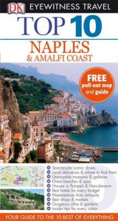 Naples and the Amalfi Coast av Jeffrey Kennedy (Heftet)