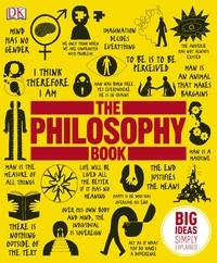 The philosophy book av DK (Innbundet)