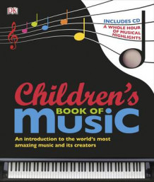 Children's Book of Music av DK (Innbundet)