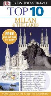 DK Eyewitness Top 10 Travel Guide: Milan & The Lakes av Reid Bramblett (Heftet)