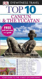 DK Eyewitness Top 10 Travel Guide: Cancun & the Yucatan av Nick Rider (Heftet)