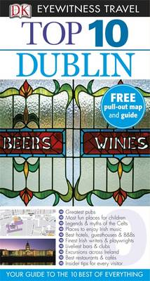 DK Eyewitness Top 10 Travel Guide: Dublin av Polly Phillimore og Andrew Sanger (Heftet)