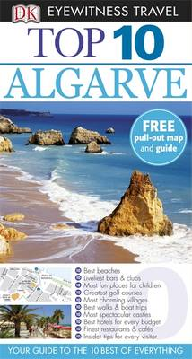 DK Eyewitness Top 10 Travel Guide: Algarve av Paul Bernhardt (Heftet)