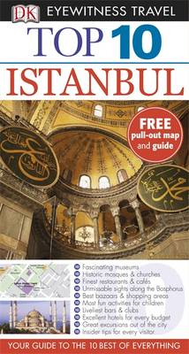DK Eyewitness Top 10 Travel Guide: Istanbul av Melissa Shales (Heftet)