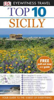 DK Eyewitness Top 10 Travel Guide: Sicily av Elaine Trigiani (Heftet)