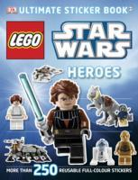 LEGO (R) Star Wars Heroes Ultimate Sticker Book av Shari Last (Heftet)