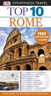 DK Eyewitness Top 10 Travel Guide: Rome av Reid Bramblett og Jeffrey Kennedy (Heftet)