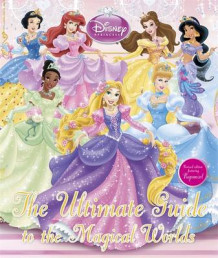 Disney Princess The Ultimate Guide to the Magical Worlds av DK (Innbundet)