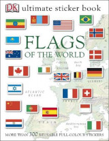 Omslag - Flags of the World Ultimate Sticker Book