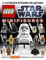 Omslag - LEGO Star Wars Minifigures Ultimate Sticker Collection