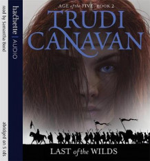 Last Of The Wilds av Trudi Canavan (Lydbok-CD)